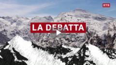 Parc Adula - tut la debatta
